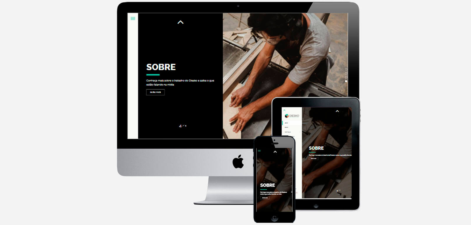 Diesko - Móveis, Arte e Design
